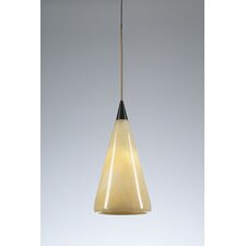 Caroline 1 Light Mini Pendant