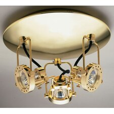 Sport Semi Flush Mount