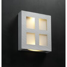 <strong>PLC Lighting</strong> Gayle  2 Light Wall Sconce