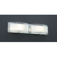 <strong>PLC Lighting</strong> Millennium 2 Light Vanity Light