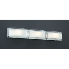 <strong>PLC Lighting</strong> Millennium 3 Light Vanity Light