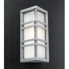<strong>PLC Lighting</strong> Trevino 1 Light Outdoor Wall Sconce