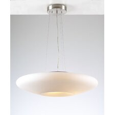 <strong>PLC Lighting</strong> Spiga 3 Light Pendant