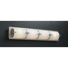 <strong>PLC Lighting</strong> Ibex 4 Light Bath Bar