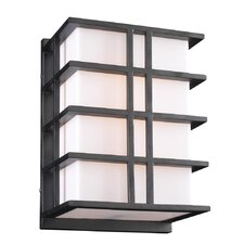 <strong>PLC Lighting</strong> Amore 2 Light Outdoor Wall Sconce