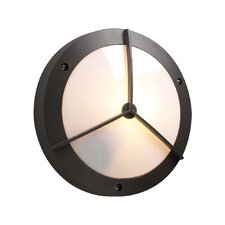 Cascade 1 Light Outdoor Wall Lantern