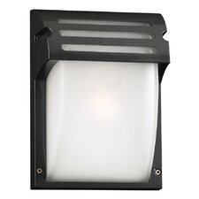<strong>PLC Lighting</strong> Moser 1 Light Outdoor Wall Sconce