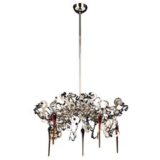 Exos 5 Light Chandelier
