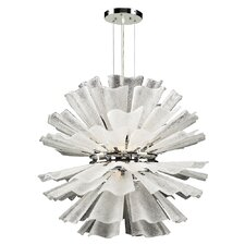 Enigma 8 Light Chandelier