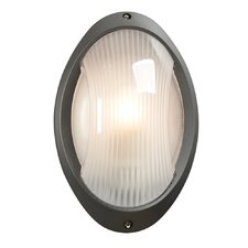 <strong>PLC Lighting</strong> Alonzo 1 Light Outdoor Wall Sconce