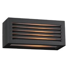 <strong>PLC Lighting</strong> Madrid 1 Light Outdoor Wall Sconce