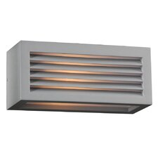 Madrid 1 Light Outdoor Wall Sconce