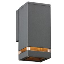 <strong>PLC Lighting</strong> Porto-I 1 Light Outdoor Wall Sconce