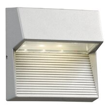 <strong>PLC Lighting</strong> Faro 3 Light Outdoor Wall Sconce