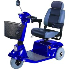 <strong>CTM Homecare Product, Inc.</strong> Mid - Range 3 Wheel Scooter