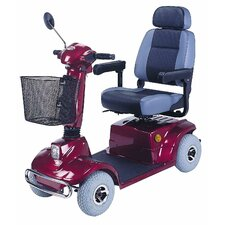 <strong>CTM Homecare Product, Inc.</strong> Mid - Range 4 Wheel Scooter