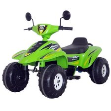 <strong>CTM Homecare Product, Inc.</strong> Twin Rider Racer 6V Battery Powered ATV