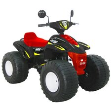 Big Beach Racer 6V Battery Powered ATV
