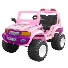 Off Roader 6V Battery Powered Kid's Jeep