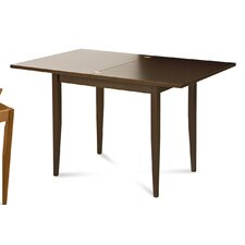 Hot Rectangular Extendible Folding Dining Table