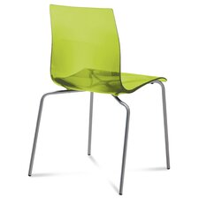 Gel 84cm Stacking Chair
