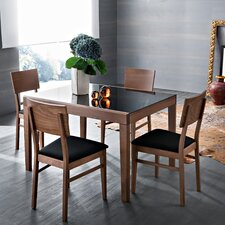 Asso 5 Piece Dining Set