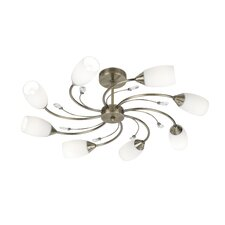 Carmen 8 Light Semi Flush Mount