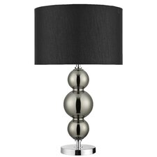 Layla Table Lamp in Black