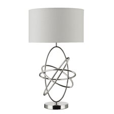 Layla Table Lamp in Clear