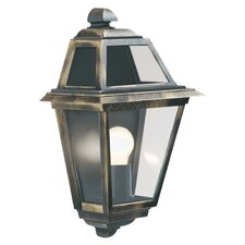 <strong>Home Essence</strong> New Orleans 1 Light Flush Wall Light