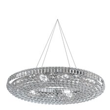 <strong>Home Essence</strong> Hanna 24 Light Pendant