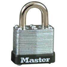 Laminated Steel Warded Padlock