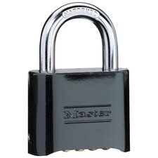 "<strong>Master Lock Company</strong> 2"" Resettable Combination Padlock"