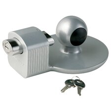 Coupler Lock with Key