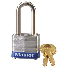 No. 7 Long Shank Padlock
