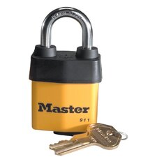Laminated Steel Padlock with 2 Keys