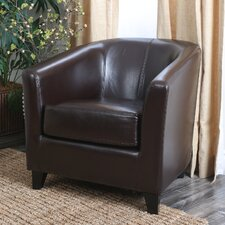 Montecito Leather Chair