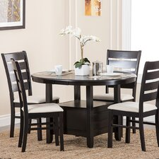 Ava 5 Piece Dining Set