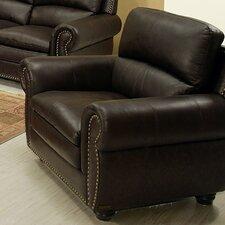 Ridgecrest Top Grain Leather Armchair