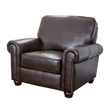 <strong>Abbyson Living</strong> Bliss Leather Chair