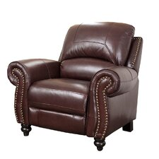 Charlotte Leather Club Recliner