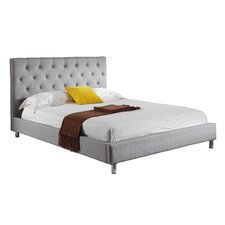 Newport Upholstered Platform Bed