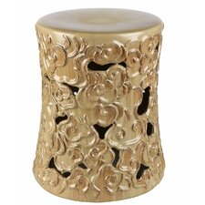 Teagan Antique Garden Stool