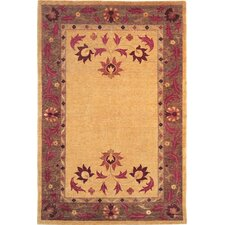 English Rose Himalayan Sheep Indoor/Outdoor Rug