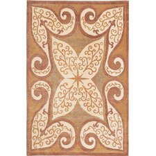 Napa Himalayan Sheep Floral Indoor/Outdoor Rug