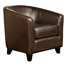 <strong>Abbyson Living</strong> Montecito Leather Chair