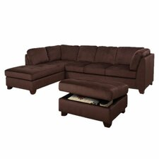 Deana Sectional and Ottoman
