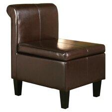 Frankfurt Flip Top Storage Ottoman Chair