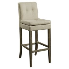 "Laura 19.5"" Bar Stool with Cushion"