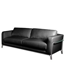 Perch Leather Sofa (Set of 2)